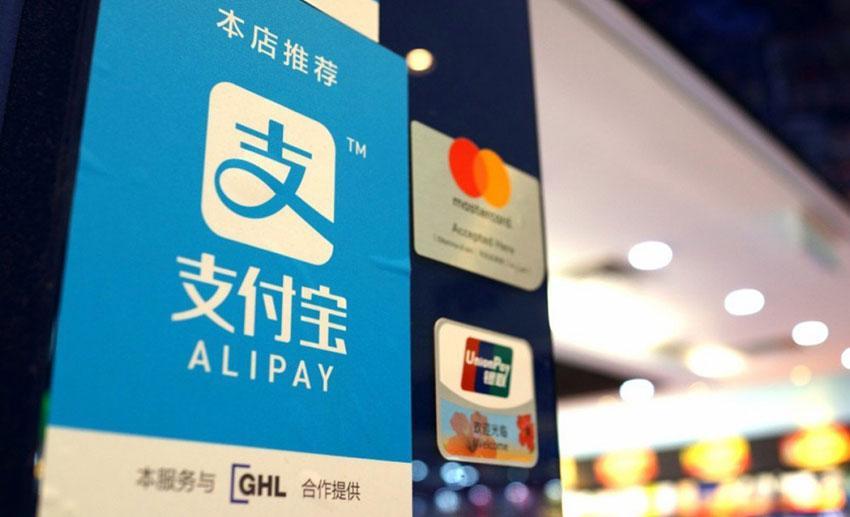 Alipay là nền tảng thanh toán trực tuyến hàng đầu Trung Quốc